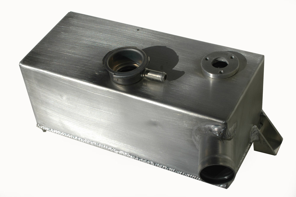 Aluminium Cooling System Recovery Tanks